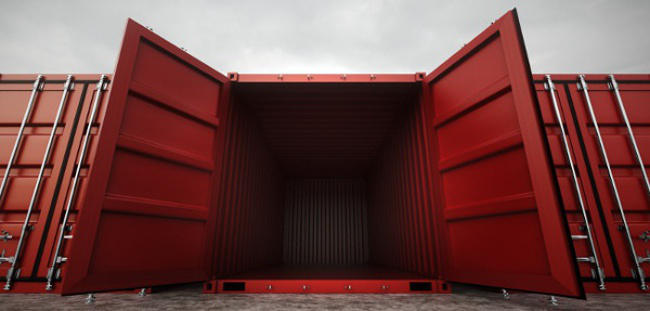 cargo container rentals Long Beach, CA