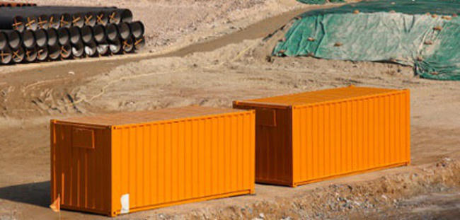 cargo containers for sale California